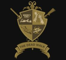 The Dead Walk by fishbiscuit
