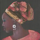 African beauty 2 by Elena Malec