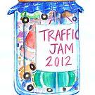 Traffic Jam by Kerina Strevens