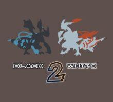 Pokemon Black and White 2 Baby Tee
