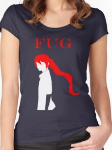 FUG Slayer Candidate Jyu Viole Grace Women's Fitted Scoop T-Shirt