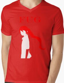 FUG Slayer Candidate Jyu Viole Grace Mens V-Neck T-Shirt