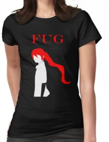 FUG Slayer Candidate Jyu Viole Grace Womens Fitted T-Shirt