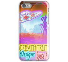 Mozeath Truths Space Age iPhone Case/Skin
