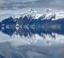 Alaskan Reflection by DPalmer