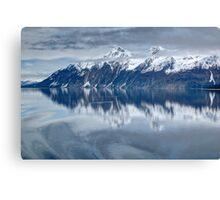 Alaskan Reflection Canvas Print