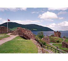 Urquhart Castle 50 Photographic Print