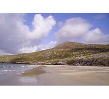 Breakers on the Shore - Western Isles Photographic Print