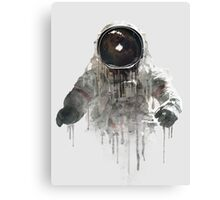 The Astronaut II Canvas Print