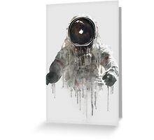 The Astronaut II Greeting Card