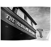 The Albion - Guelph, Ontario Poster
