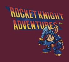 Rocket Knight Adventures (big print) by Thomas Green