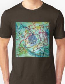 Dreamland Abstract T-Shirt