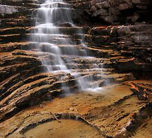 Flowing Staircase by David Kocherhans