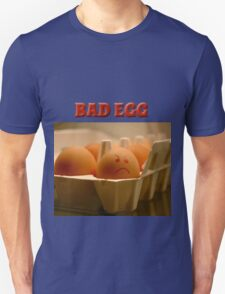 Rock Your Bad Egg Zip Down Hoodie T-Shirt