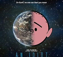 An Idiot Abroad poster by Hitsville U.K.
