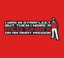 I took a Red Shirt... by GriffintheMad