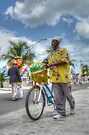 Peanuts Vendor on Woodes Rodgers Walk in Downtown Nassau, The Bahamas by Jeremy Lavender Photography
