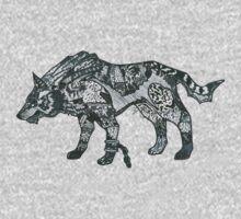 Wolf Link by Miktendo