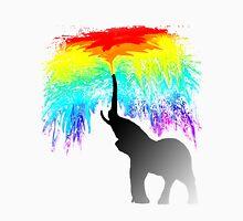 Elephant Rainbow T-Shirt