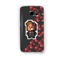 Pixel Harvey Dent / Two Face (The Dark Knight Trilogy) Samsung Galaxy Case/Skin