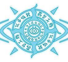 Omega Attack Seal Spectre logo by mususama