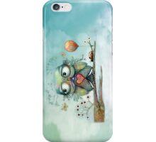 little wood owl iPhone Case/Skin