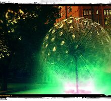fountain by geophotographic