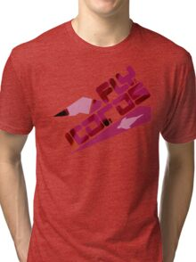Burnt Icaras Shirt Tri-blend T-Shirt
