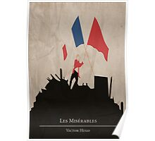 Les Miserable - Victor Hugo Poster