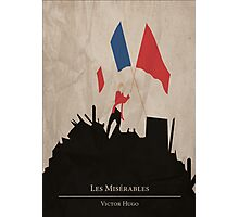 Les Miserable - Victor Hugo Photographic Print