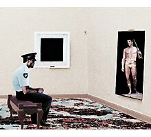 Arresting from The Watchman's Loneliness series Photographic Print
