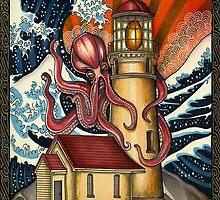 Release The Kraken by Psycheart