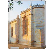 Convento de Jesus. Setúbal. Portugal iPad Case/Skin