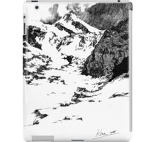 Belukha. Altai Mountains.  iPad Case/Skin