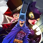 Batman Returns by withbirdswefly