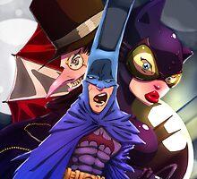 Batman Returns by withbirdswefly