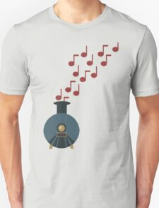 Music Revives the Railroad T-Shirt
