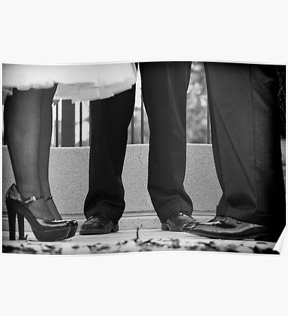 Formal Footwear Poster