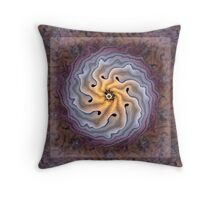 Gnarls in bloom Throw Pillow