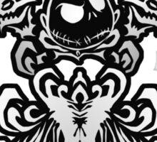 Haunted Jack Tower  Sticker