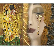My Klimt Serie:Gold Photographic Print