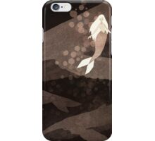 Deep Water Dreams iPhone Case/Skin