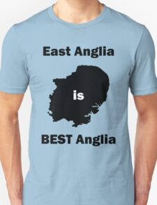 East Anglia is BEST Anglia T-Shirt