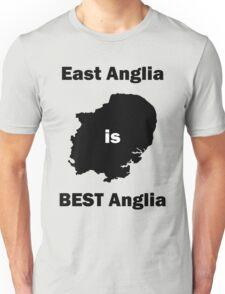 East Anglia is BEST Anglia Unisex T-Shirt