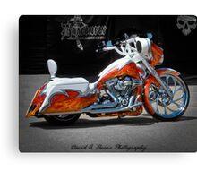 iPad my Dream Cycle Canvas Print