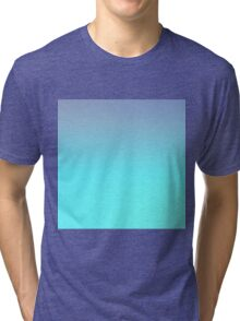 HAZY WATER - Plain Color iPhone Case and Other Prints Tri-blend T-Shirt