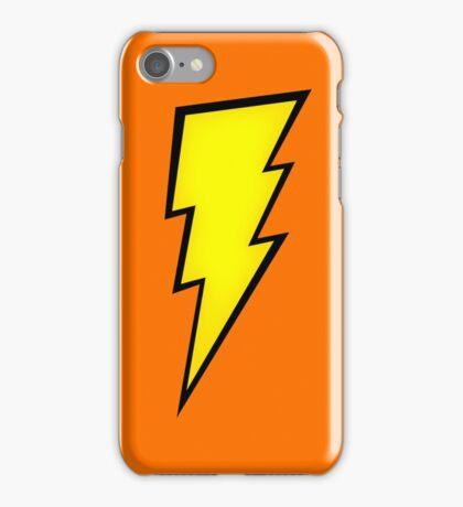 steve's flash shirt! iPhone Case/Skin
