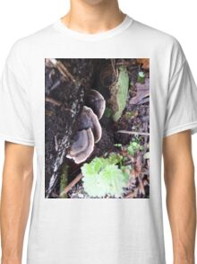 Fungi in the Woods Classic T-Shirt