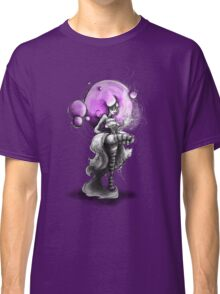 Rainbow Punk: Psychedelic Purple Classic T-Shirt